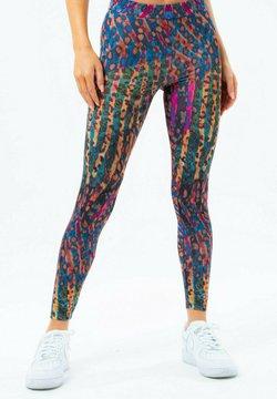 Hype - NEON SAFARI - Leggings - Hosen - multi