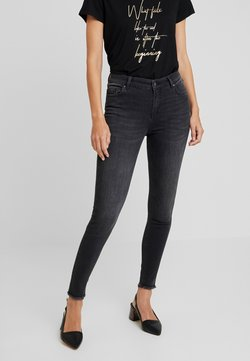 Soyaconcept - CALGARY PATRIZIA - Slim fit jeans - dark grey denim