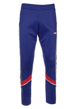 Fila - TRAININGSHOSE TED - Jogginghose - surf the web/true red