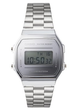 Casio - COLLECTION RETRO - Zegarek cyfrowy - silver-coloured