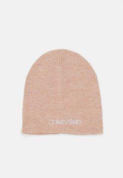 Calvin Klein - BEANIE - Mütze - pink