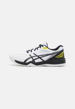ASICS - COURT SLIDE 2 - Multicourt tennis shoes - white/black