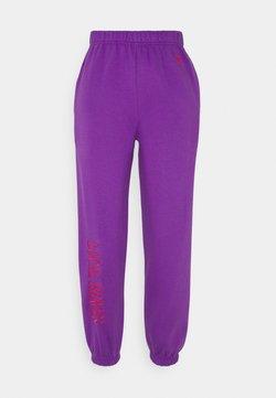 Local Heroes - Jogginghose - purple