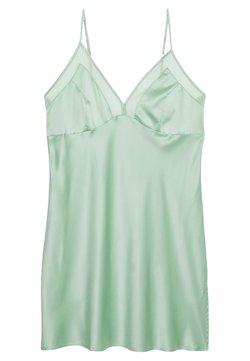 Ashley Graham Lingerie by Addition Elle - FASHION SLEEP - Nachthemd - frosty green