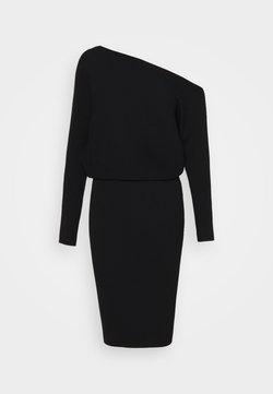 Forever New - Vestido de punto - black