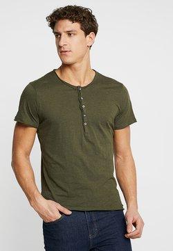 Key Largo - LEMONADE - T-shirt basic - olive