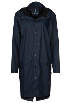 Rains - UNISEX LONG JACKET - Regnjakke / vandafvisende jakker - blue