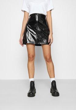 ONLY - ONLMAGGY SKIRT - Mini skirt - black