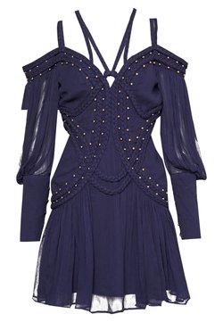 Thurley - MOON RIVER MINI DRESS - Cocktail dress / Party dress - black iris