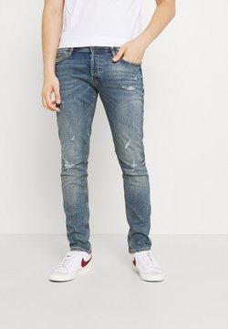 Jack & Jones - JJIGLENN JJORIGINAL - Jeans Slim Fit - blue denim