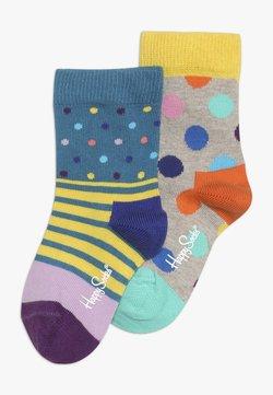 Happy Socks - CREW 2 PACK - Calze - multi-coloured
