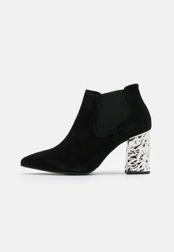 Selected Femme - SLFKRISTIANA  - High Heel Stiefelette - black