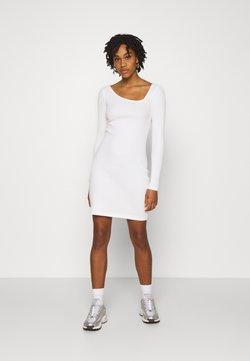Even&Odd - Strickkleid - off-white