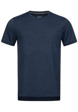 super.natural - HIGHWOOD - T-Shirt basic - dunkelblau
