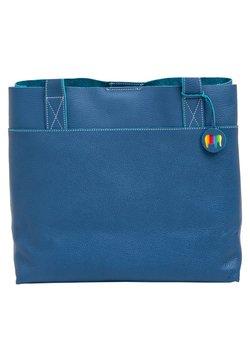 Mywalit - VANCOUVER  - Shopping Bag - cobalt