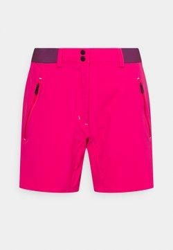 Vaude - SCOPI SHORTS II - Outdoor Shorts - bramble