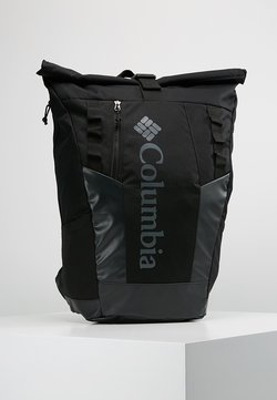 Columbia - CONVEY 25L ROLLTOP DAYPACK UNISEX - Tagesrucksack - black