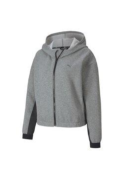 Puma - Trainingsjacke - medium gray heather
