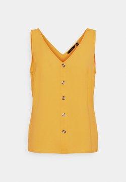 Vero Moda - VMSASHA BUTTON - Bluse - cornsilk