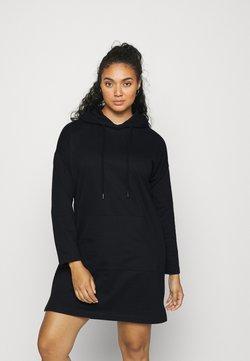 Vero Moda Curve - VMOCTAVIA DRESS - Korte jurk - black