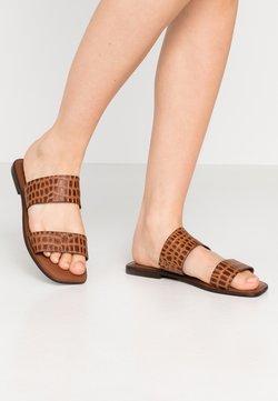 Vero Moda - VMFILO  - Mules - brown
