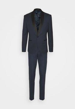 Isaac Dewhirst - FASHION TUX - Anzug - dark blue