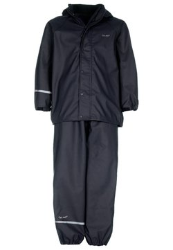 CeLaVi - RAINWEAR SUIT BASIC - Sadetakki - dark navy