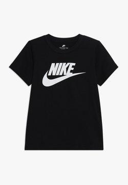 Nike Sportswear - FUTURA TEE - T-shirt med print - black