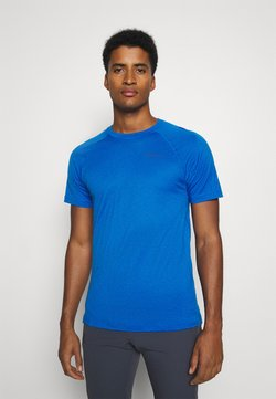 Black Diamond - RHYTHM TEE - T-Shirt basic - blue