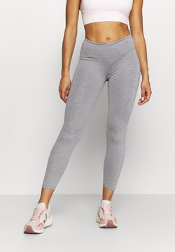 Cotton On Body - ACTIVE CORE 7/8  - Medias - mid grey marle
