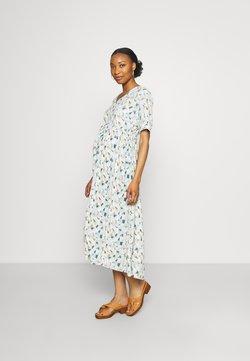 Pieces Maternity - PCMBETTY DRESS - Robe d'été - desert sage