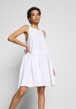 mbyM - NOVANNA - Sukienka letnia - white