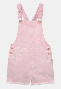 Marks & Spencer London - CORAL DUNGAREE - Tuinbroek - pink