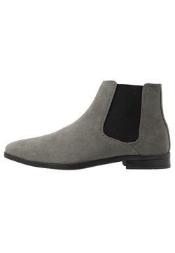 Pier One - Bottines - grey