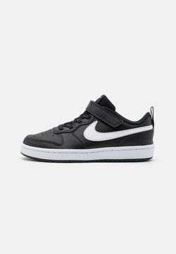 Nike Sportswear - COURT BOROUGH  - Sneakers laag - black/white