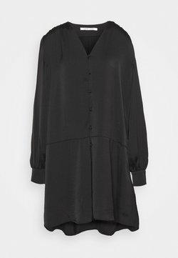 Samsøe Samsøe - JETTA SHORT DRESS - Korte jurk - black