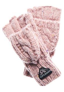 Superdry - GRACIE - Mitaines - candy tweed pink