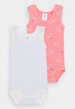 Sanetta - 2 PACK  - Body - pink/blue