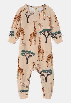 Walkiddy - GIRAFFES UNISEX - Pyjama - orange