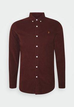 Farah - FONTELLA - Overhemd - farah burgundy