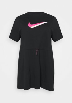Nike Sportswear - Sukienka z dżerseju - black