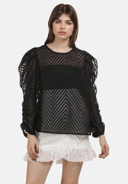 myMo ROCKS - Bluse - schwarz