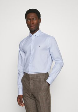 Tommy Hilfiger Tailored - DOBBY CLASSIC SLIM FIT SHIRT - Businesshemd - blue