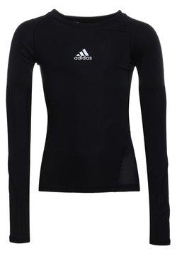 adidas Performance - ASK TEE - Unterhemd/-shirt - black