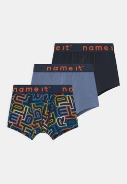 Name it - NMMBOXER 3 PACK - Shorty - dark sapphire