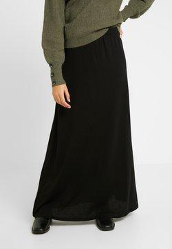 Anna Field Petite - Jupe longue - black