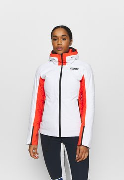 Colmar - LADIES SKI JACKET - Kurtka narciarska - white lobster