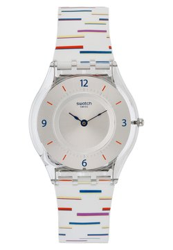 Swatch - THIN LINER - Montre - white
