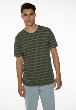 NXG by Protest - T-Shirt print - spruce
