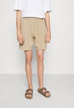 BDG Urban Outfitters - JOGGER UNISEX - Shorts - mustard